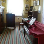 Mendelssohnhaus Arbeitszimmer